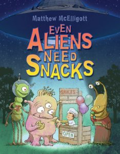 Even Aliens Need Snacks torrent downlaod