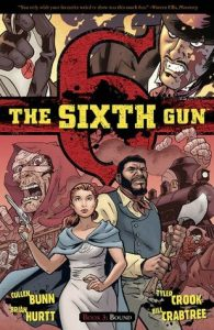 The Sixth Gun, Vol. 3: Bound  <small>(The Sixth Gun #3)</small> torrent downlaod