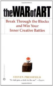 The War of Art: Break Through the Blocks & Win Your Inner Creative Battles torrent downlaod