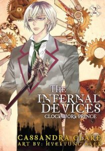Clockwork Prince  <small>(The Infernal Devices: Manga #2)</small> torrent downlaod