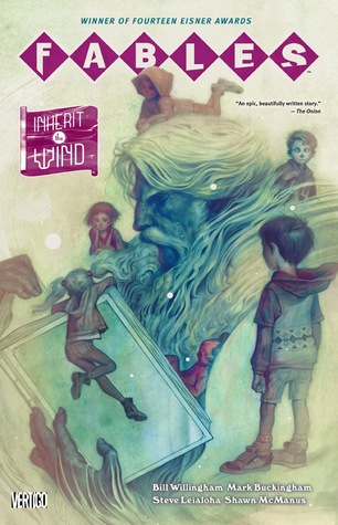 Download free pdf Fables, Vol. 17: Inherit the Wind  <small>(Fables #17)</small>