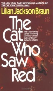 The Cat Who Saw Red  <small>(The Cat Who… #4)</small> torrent downlaod