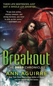 Breakout  <small>(Dred Chronicles #3)</small> torrent downlaod