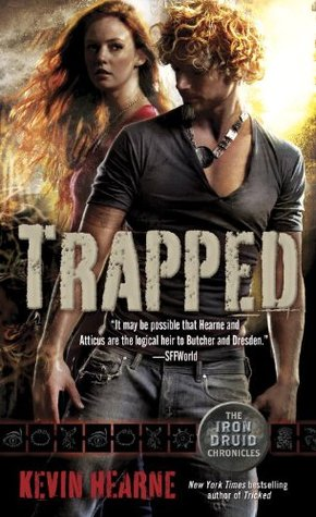 Download free pdf Trapped  <small>(The Iron Druid Chronicles #5)</small>