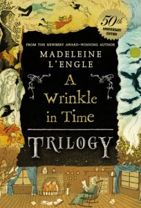 A Wrinkle in Time Trilogy  <small>(Time Quintet #1-3)</small> torrent downlaod