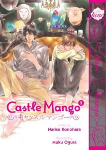 Castle Mango, Vol. 1  <small>(Castle Mango #1)</small> torrent downlaod