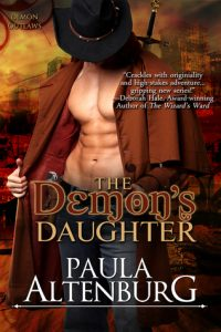 The Demon's Daughter  <small>(Demon Outlaws #1)</small> torrent downlaod
