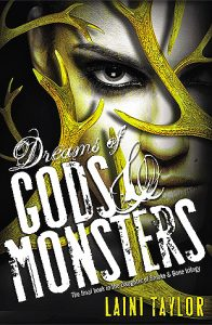 Dreams of Gods & Monsters  <small>(Daughter of Smoke & Bone #3)</small> torrent downlaod