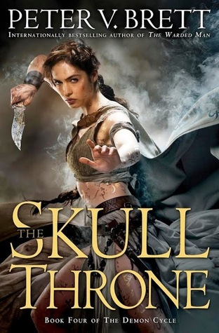 Download free pdf The Skull Throne  <small>(The Demon Cycle #4)</small>