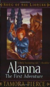Alanna: The First Adventure  <small>(Song of the Lioness #1)</small> torrent downlaod
