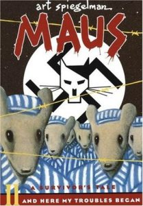 Maus II: A Survivor's Tale: And Here My Troubles Began  <small>(Maus #2)</small> torrent downlaod