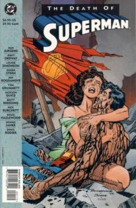 The Death of Superman  <small>(The Death and Return of Superman #1)</small> torrent downlaod