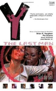 Y: The Last Man, Vol. 6: Girl on Girl  <small>(Y: The Last Man #6)</small> torrent downlaod
