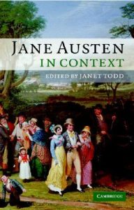 Jane Austen in Context torrent downlaod