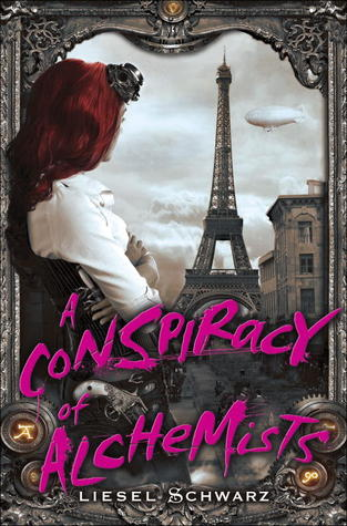 Download free pdf A Conspiracy of Alchemists  <small>(The Chronicles of Light and Shadow #1)</small>