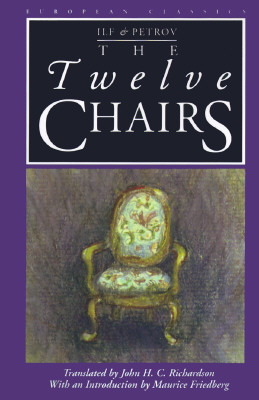 Download free pdf The Twelve Chairs  <small>(Ostap Bender #1)</small>