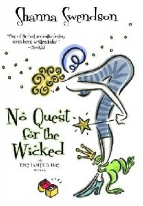 No Quest For The Wicked  <small>(Enchanted, Inc. #6)</small> torrent downlaod