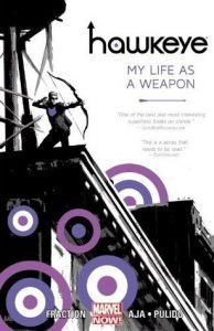 Hawkeye, Volume 1: My Life as a Weapon  <small>(Hawkeye #1)</small> torrent downlaod