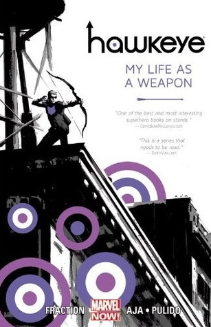 Download free pdf Hawkeye, Volume 1: My Life as a Weapon  <small>(Hawkeye #1)</small>