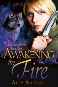 Awakening the Fire  <small>(Guardian Witch #1)</small> torrent downlaod