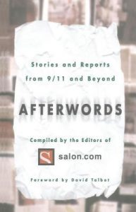 Afterwords: Stories and Reports from 9/11 and Beyond torrent downlaod