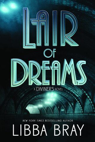 Download free pdf Lair of Dreams  <small>(The Diviners #2)</small>