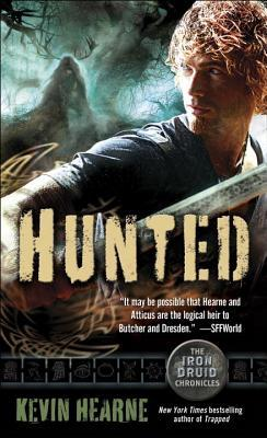 Download free pdf Hunted  <small>(The Iron Druid Chronicles #6)</small>
