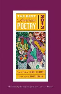 The Best American Poetry 2013  <small>(Best American Poetry)</small> torrent downlaod