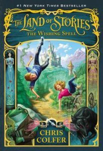 The Wishing Spell  <small>(The Land of Stories #1)</small> torrent downlaod