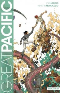 Great Pacific Volume 1: Trashed!  <small>(Great Pacific #1)</small> torrent downlaod