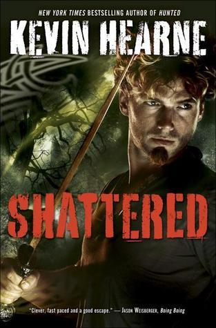 Download free pdf Shattered  <small>(The Iron Druid Chronicles #7)</small>