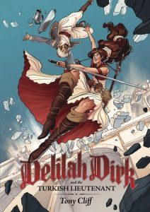 Delilah Dirk and the Turkish Lieutenant  <small>(Delilah Dirk #1)</small> torrent downlaod