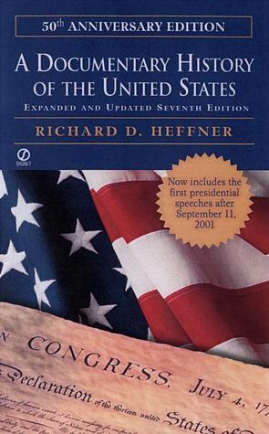 Download free pdf A Documentary History of the United States