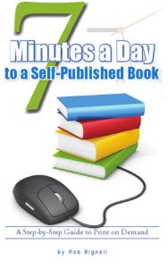 7 Minutes a Day to a Self-Published Book torrent downlaod
