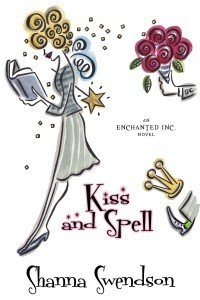 Download free pdf Kiss and Spell  <small>(Enchanted, Inc. #7)</small>