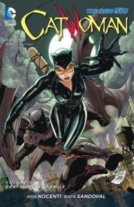 Catwoman, Vol. 3: Death of the Family  <small>(Catwoman, Volume IV #3)</small> torrent downlaod