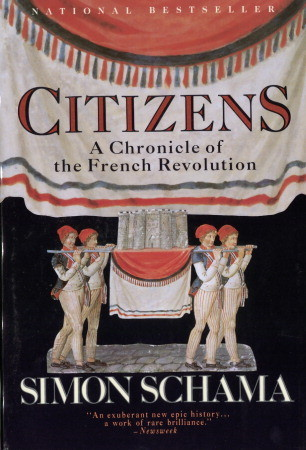 Download free pdf Citizens: A Chronicle of the French Revolution