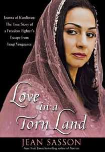 Love in a Torn Land: Joanna of Kurdistan: The True Story of a Freedom Fighter's Escape from Iraqi Vengeance torrent downlaod