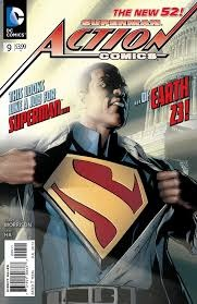 Action Comics #9 torrent downlaod
