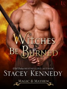 Witches Be Burned  <small>(Magic & Mayhem #2)</small> torrent downlaod