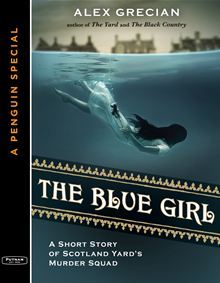 The Blue Girl  <small>(Scotland Yard's Murder Squad #2.5)</small> torrent downlaod