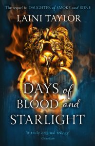 Days of Blood & Starlight  <small>(Daughter of Smoke & Bone #2)</small> torrent downlaod
