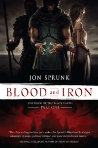 Blood and Iron  <small>(The Book of the Black Earth #1)</small> torrent downlaod