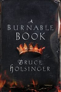 A Burnable Book  <small>(John Gower #1)</small> torrent downlaod