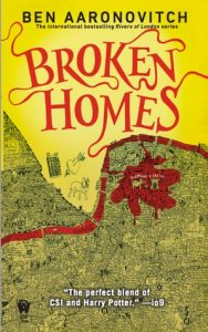 Broken Homes  <small>(Peter Grant / Rivers of London #4)</small> torrent downlaod