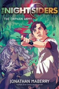 The Orphan Army  <small>(The Nightsiders #1)</small> torrent downlaod