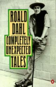 Completely Unexpected Tales  <small>(Roald Dahl's Tales of the Unexpected #1-2)</small> torrent downlaod
