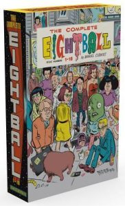 The Complete Eightball 1-18  <small>(Eightball #1-18)</small> torrent downlaod