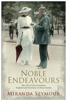 Download free pdf Noble Endeavours: The life of two countries, England and Germany, in many stories