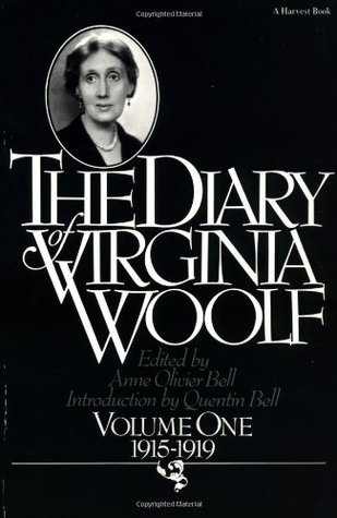Download free pdf The Diary of Virginia Woolf, Volume One: 1915-1919  <small>(The Diary of Virginia Woolf #1)</small>
